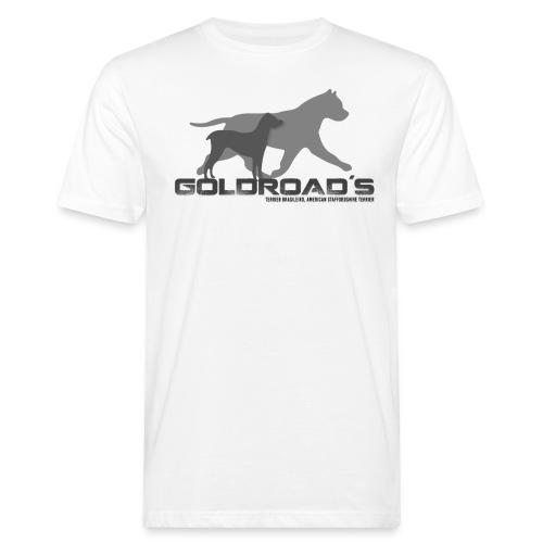 Goldroads - Ekologisk T-shirt herr