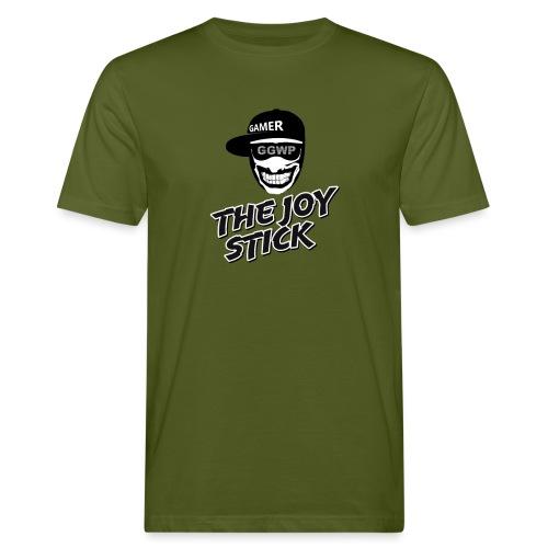 The Joy Stick - Gamer - Miesten luonnonmukainen t-paita