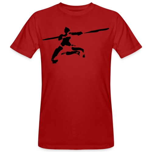 kungfu real ink - Men's Organic T-Shirt