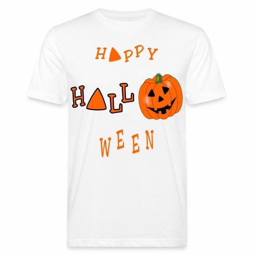 Happy Halloween - Men's Organic T-Shirt
