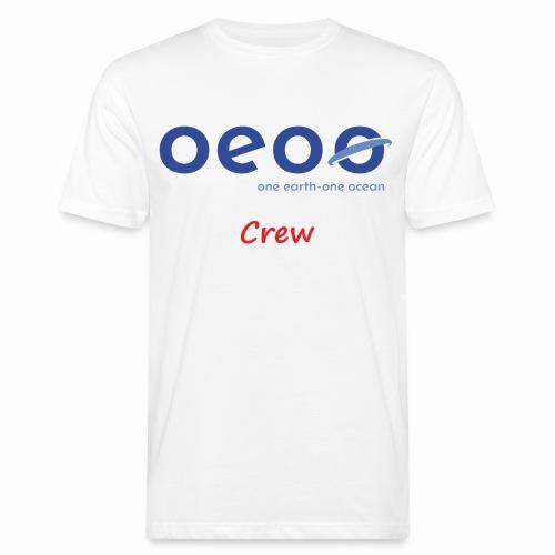 oeoo Crew - Männer Bio-T-Shirt