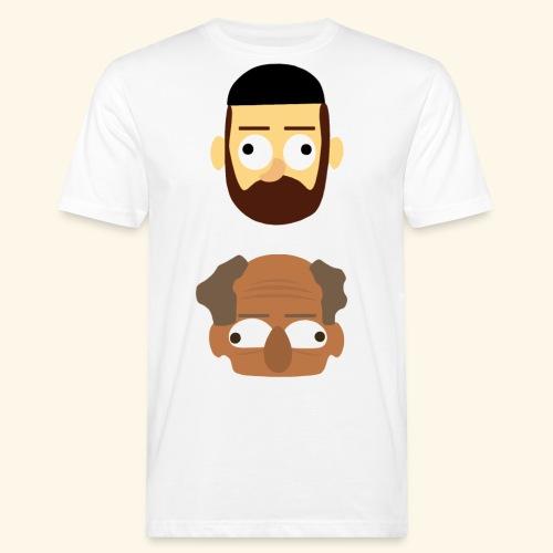 Makkers - Mannen Bio-T-shirt