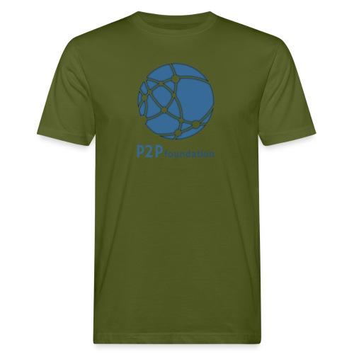 logo 1500px png - Men's Organic T-Shirt