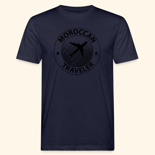 Moroccan Traveler - T-shirt bio Homme