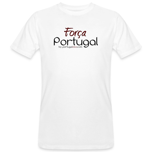 Força Portugal - T-shirt bio Homme