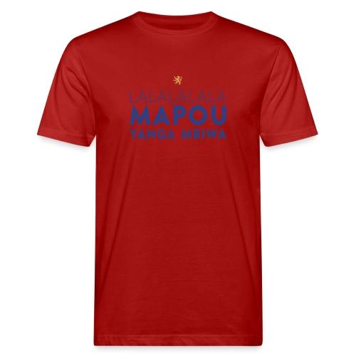 Mapou YANGA-MBIWA - T-shirt bio Homme