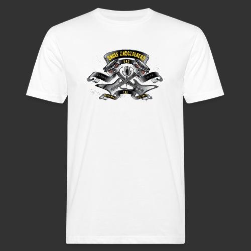 screaming pistons - Mannen Bio-T-shirt
