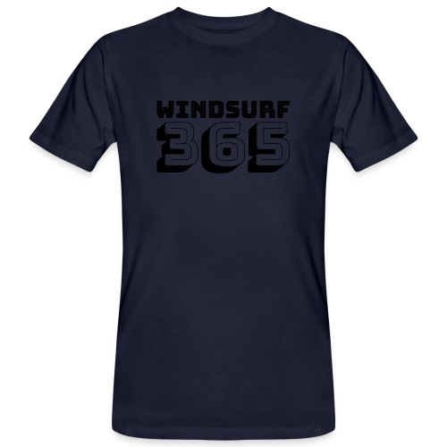 Windsurfing 365 - Men's Organic T-Shirt
