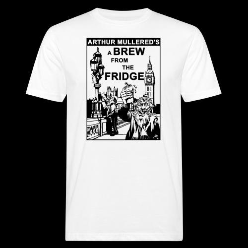 A Brew from the Fridge v2 - Men's Organic T-Shirt