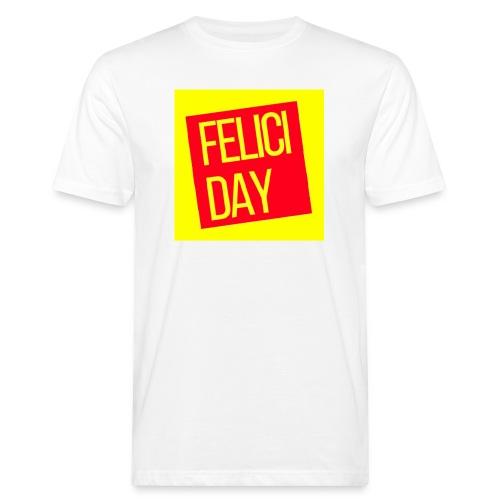 Feliciday - Camiseta ecológica hombre