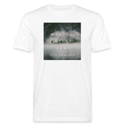 MAGICAL GYPSY ARMY SPELL - Männer Bio-T-Shirt