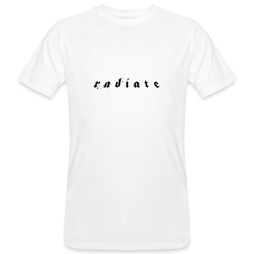 Radiate Limited Edition - Men's Organic T-Shirt