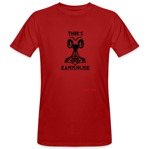 THOR's-RAMMjolnir - T-shirt bio Homme