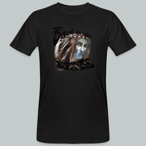 progress2 - Mannen Bio-T-shirt