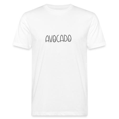 Avocado - Männer Bio-T-Shirt