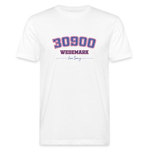 30900 Wedemark - Männer Bio-T-Shirt