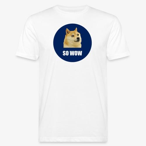 SOWOW - Men's Organic T-Shirt
