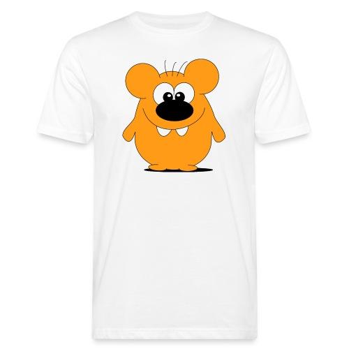 Hamster - Männer Bio-T-Shirt