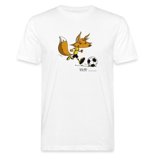 Valmy mascotte - T-shirt bio Homme