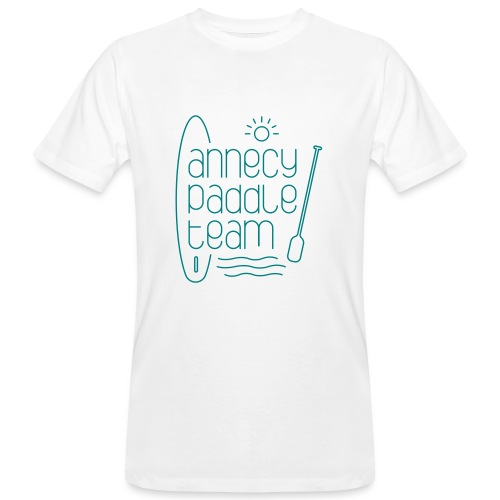 Annecy sup paddle team - T-shirt bio Homme