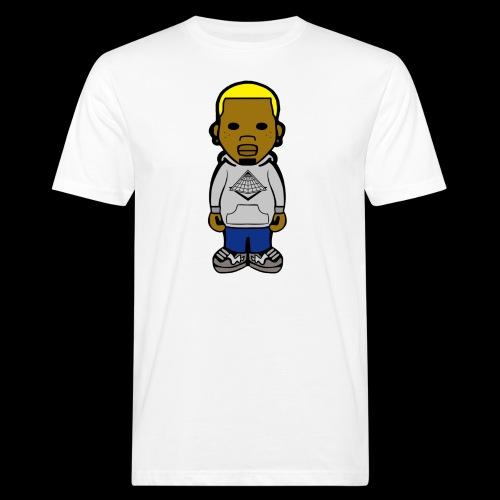 Chris Brown Breezy Tee - Männer Bio-T-Shirt