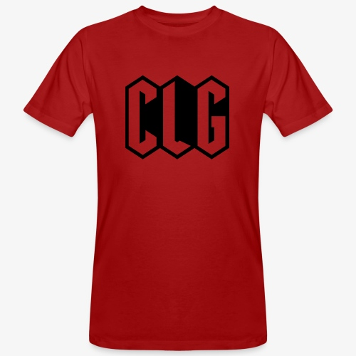 CLG DESIGN black - T-shirt bio Homme