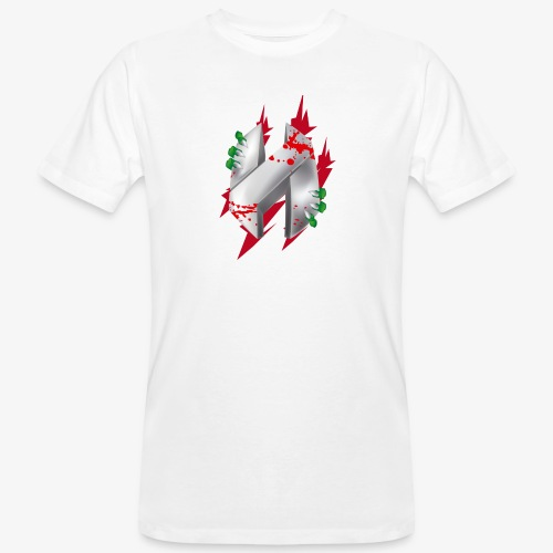 3 - Men's Organic T-Shirt