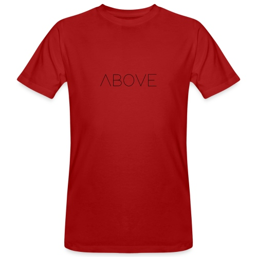 Above - T-shirt bio Homme