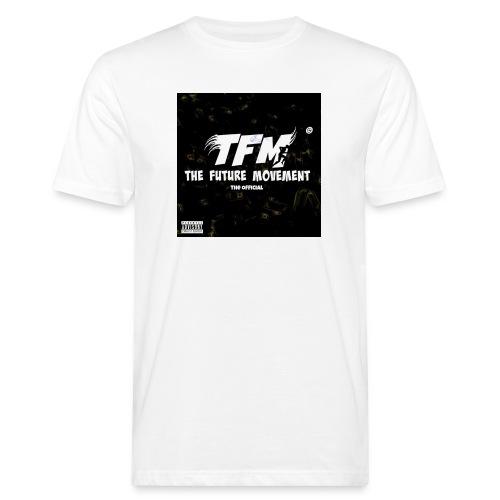 The Future Movement (black) - Mannen Bio-T-shirt