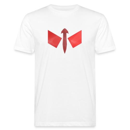 butterfly-png - Mannen Bio-T-shirt
