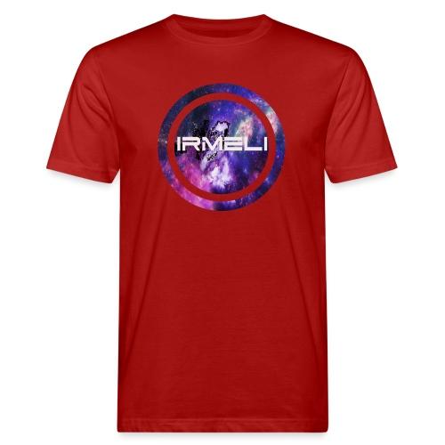 GALAXY LOGO - Miesten luonnonmukainen t-paita