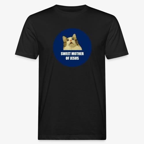 SWEETMOTHEROFJESUS - Men's Organic T-Shirt