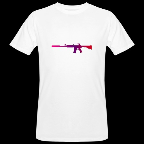 csgo m4a1 s fade - Ekologisk T-shirt herr
