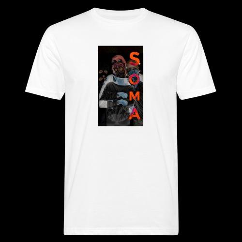 S O M A // Design - Mannen Bio-T-shirt