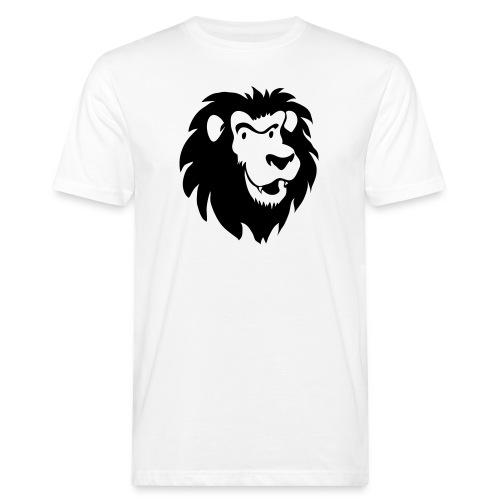 Leeuwenkop 1C - Mannen Bio-T-shirt
