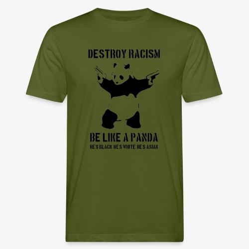 DESTROY RACISM - Men's Organic T-Shirt