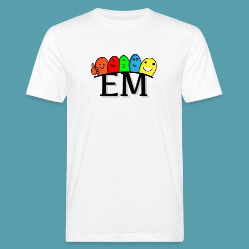 EM - Miesten luonnonmukainen t-paita