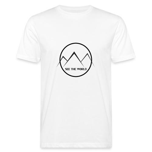 Lake The World - Men's Organic T-Shirt