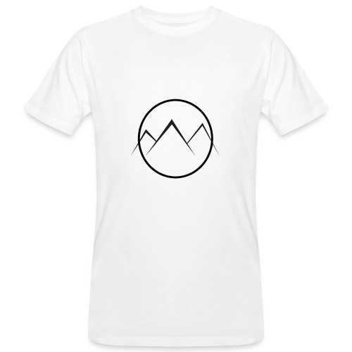 World of Mountains - Men's Organic T-Shirt