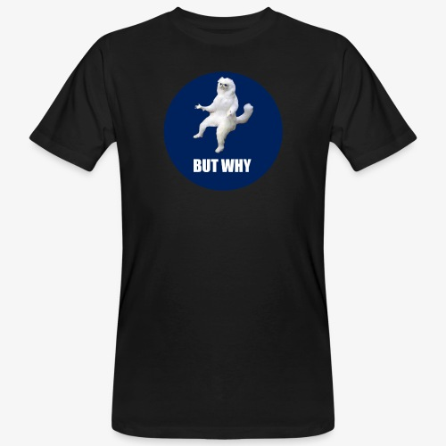 BUTWHY - Men's Organic T-Shirt