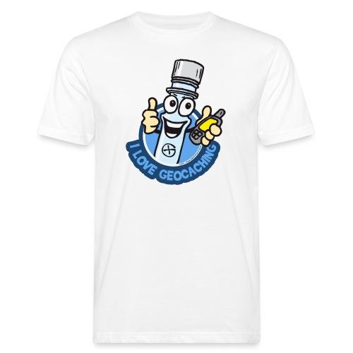 PETti the PETling - Männer Bio-T-Shirt