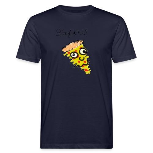spaghetti - Mannen Bio-T-shirt