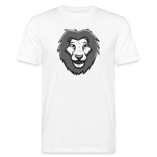 Löwensmile - Männer Bio-T-Shirt
