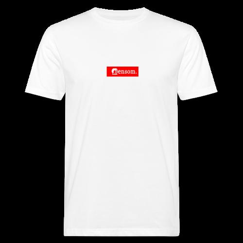 Ensom - Økologisk T-skjorte for menn