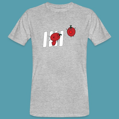 tomaatit - Miesten luonnonmukainen t-paita