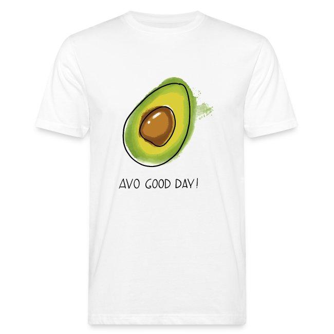 Fruit Puns n°2 Avo Good Day, Avocado