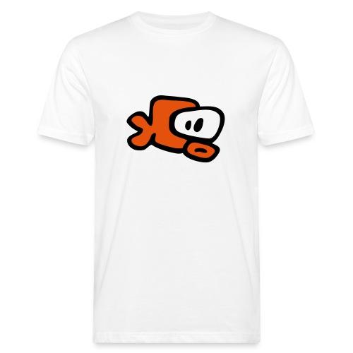 blooey vistik 01 - Mannen Bio-T-shirt
