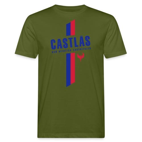 CASTLAS - T-shirt ecologica da uomo
