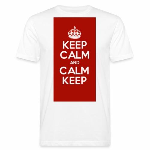 Keep Calm Original Shirt - Men's Organic T-Shirt