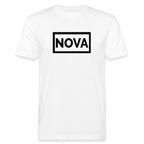 Red Nova Snapback - Men's Organic T-Shirt